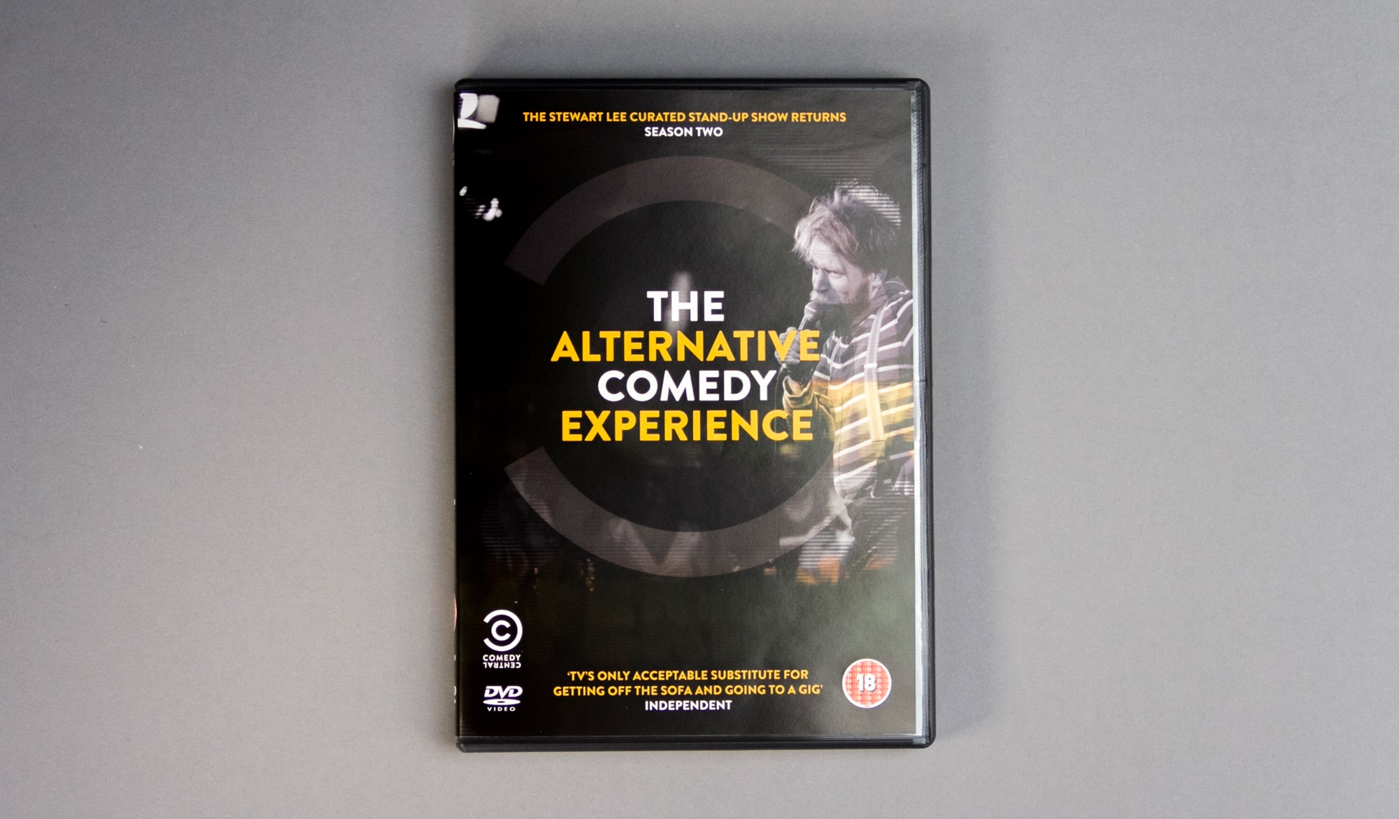 ACE Series 2 DVD cover