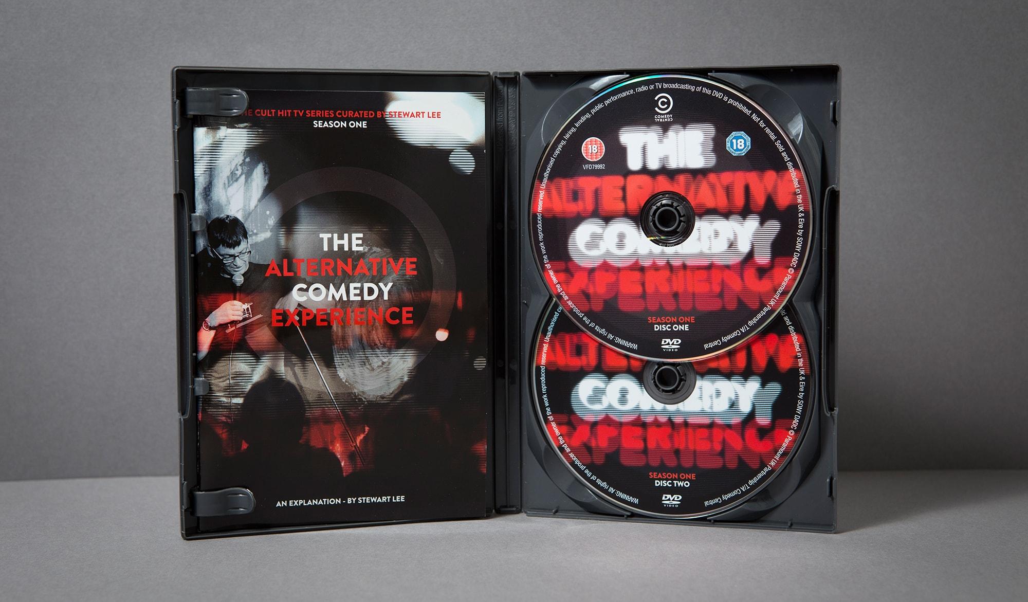 The Alternative Comedy Experience - DVD