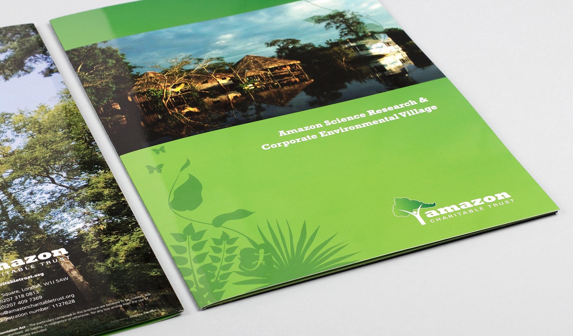 Amazon Charitable Trust - brochure