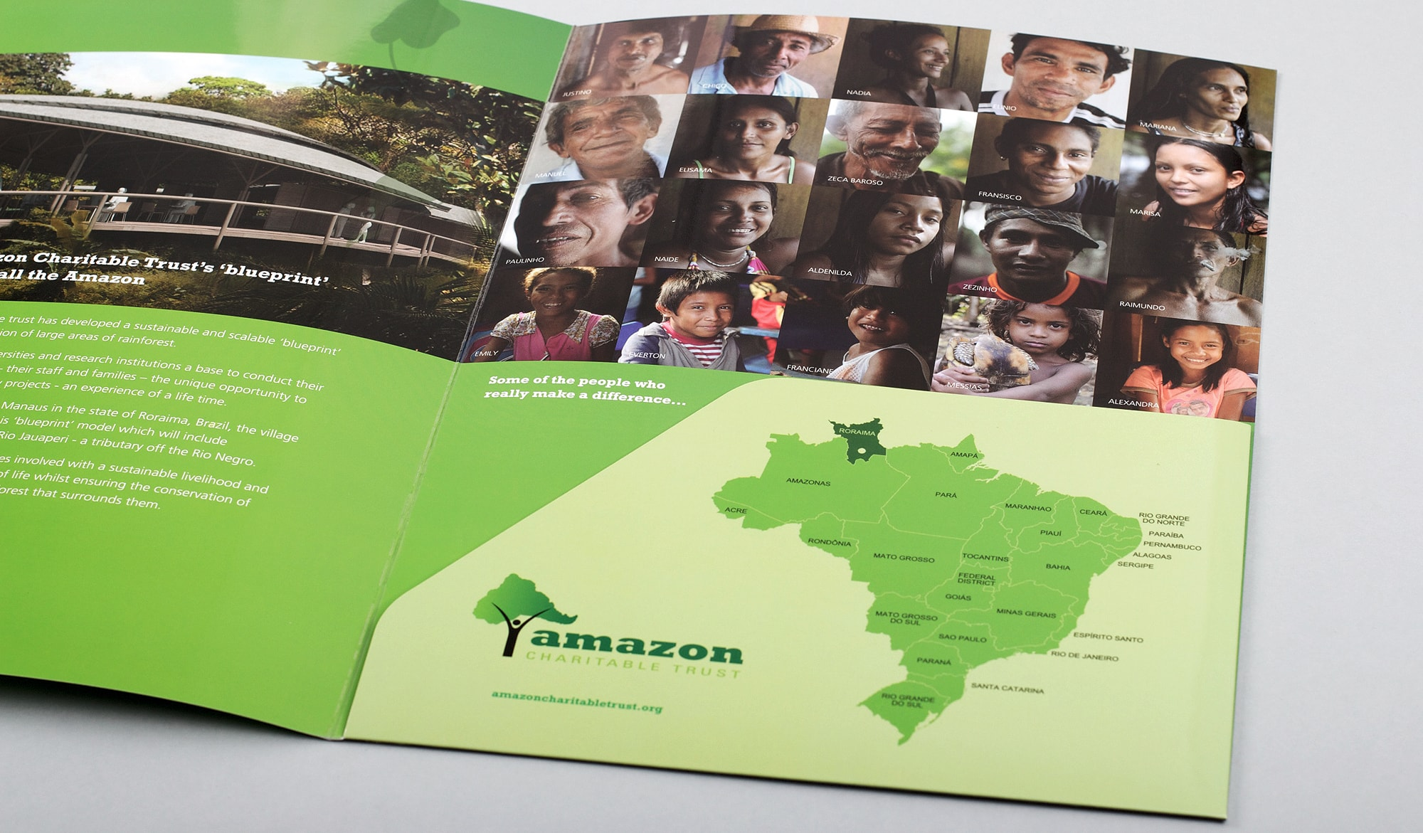 Amazon Charitable Trust - folder