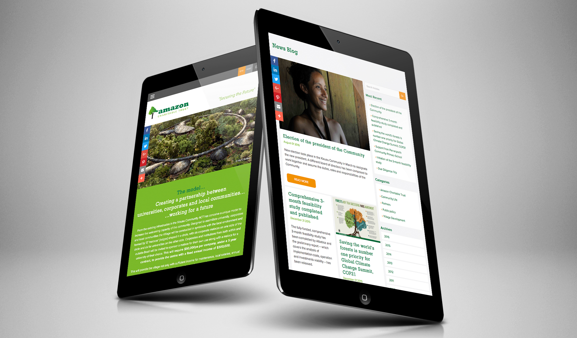 Amazon Charitable Trust tablets
