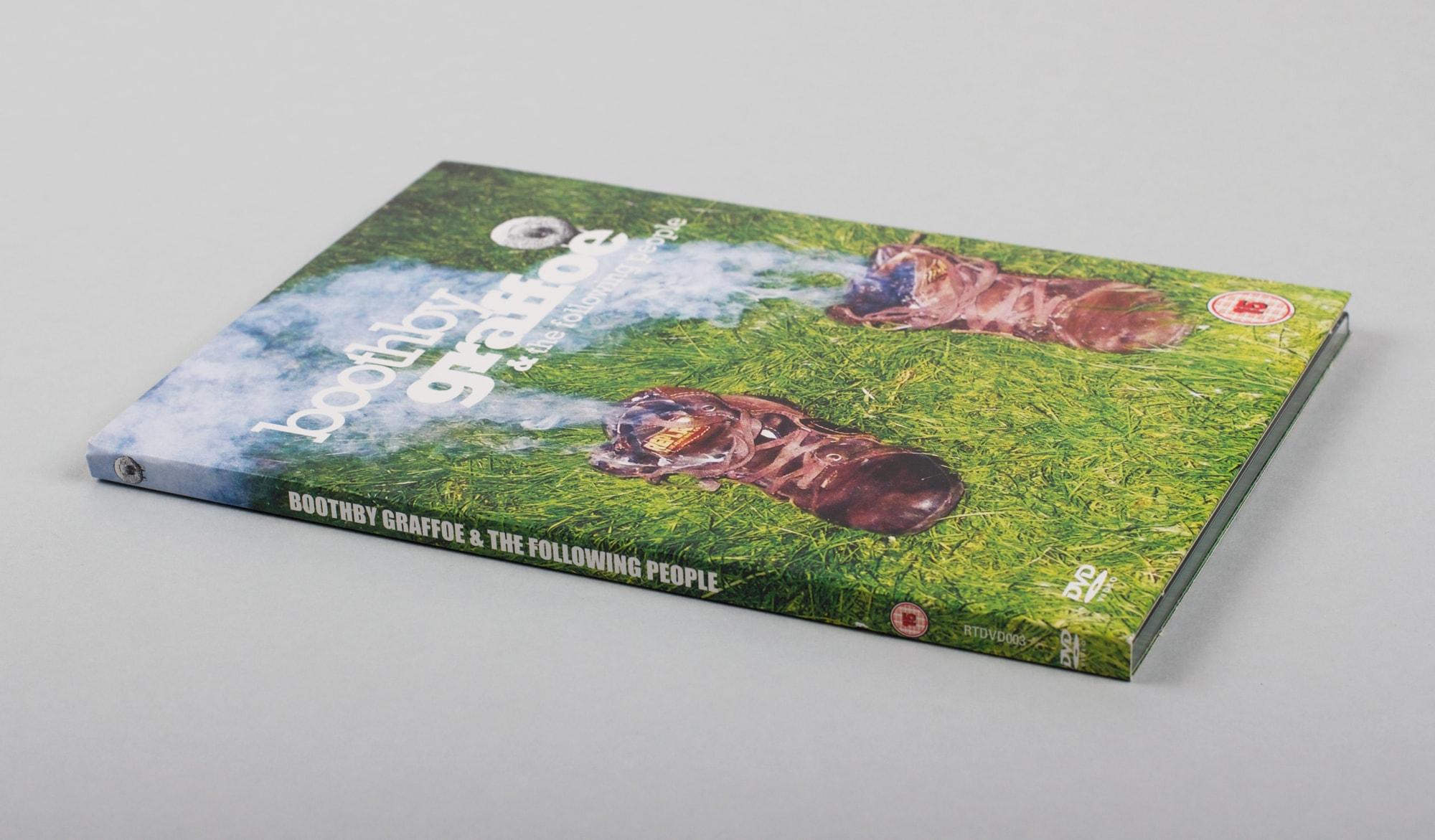 Boothby Graffoe - DVD