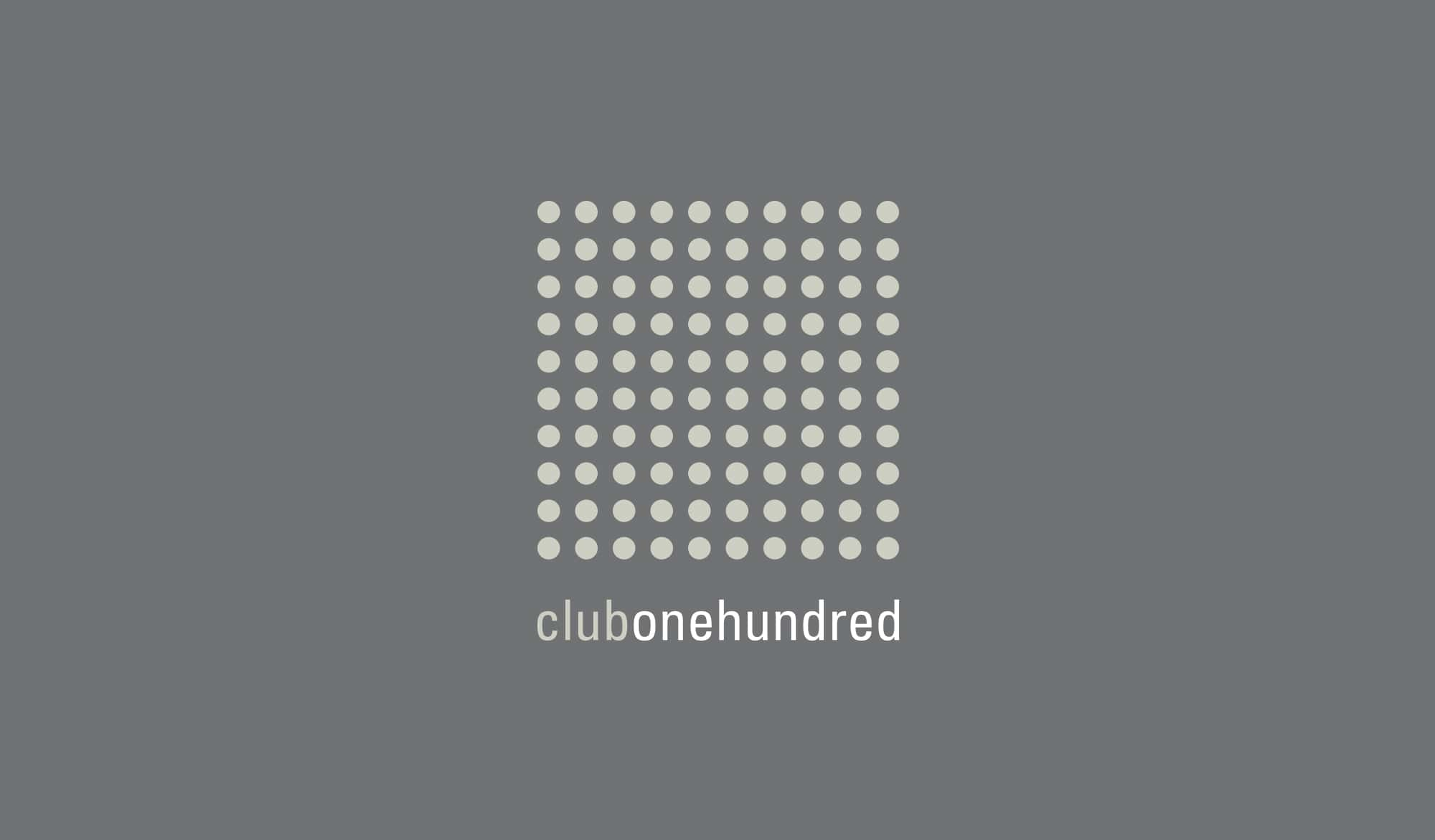 Club One Hundred - logo