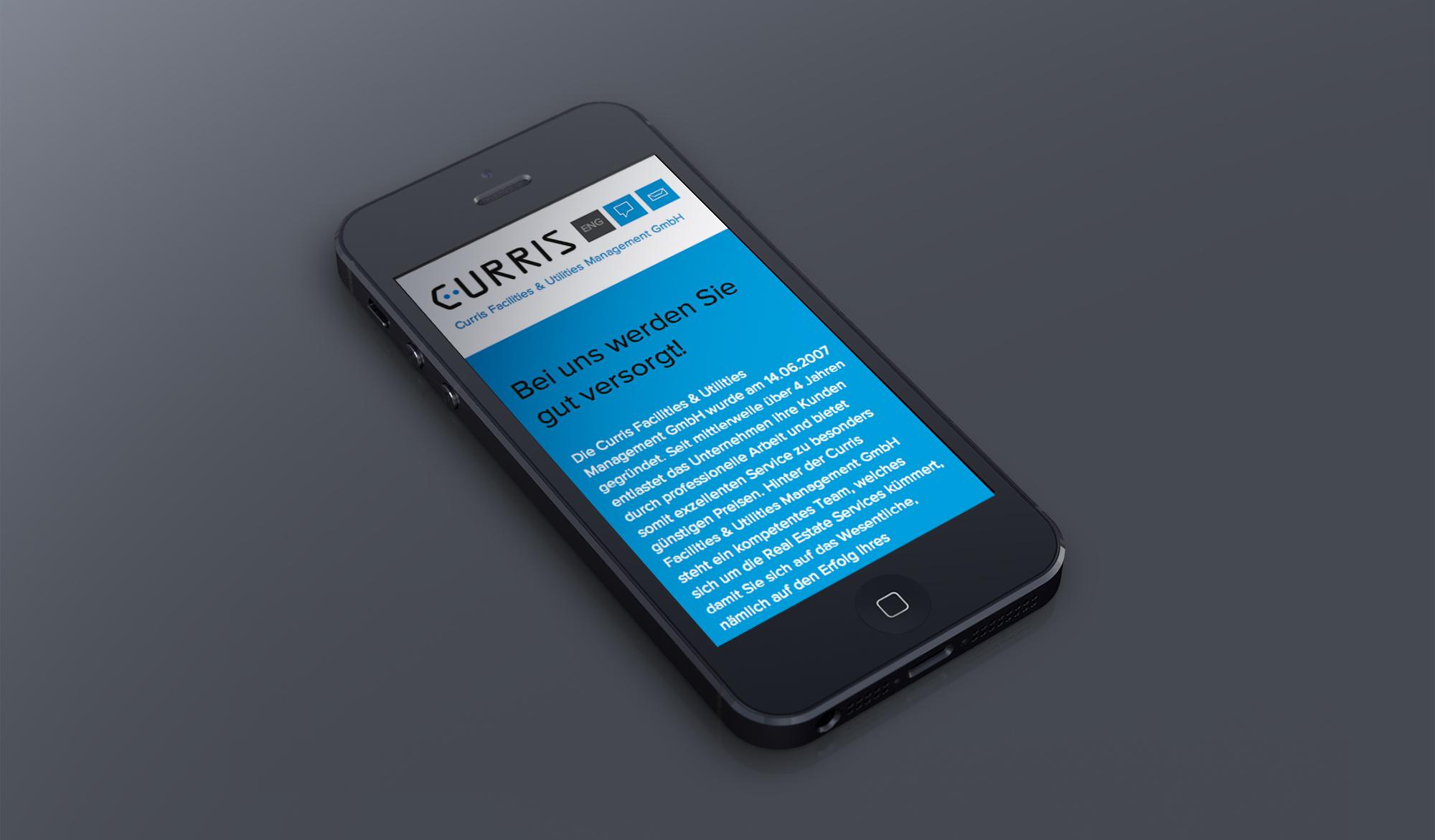 Curris - mobile