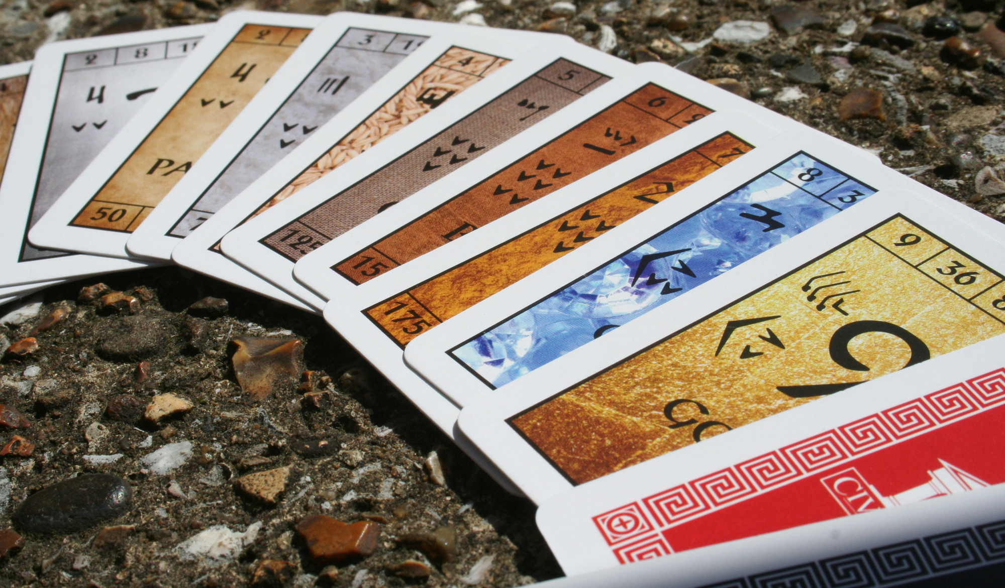 Civilization cards