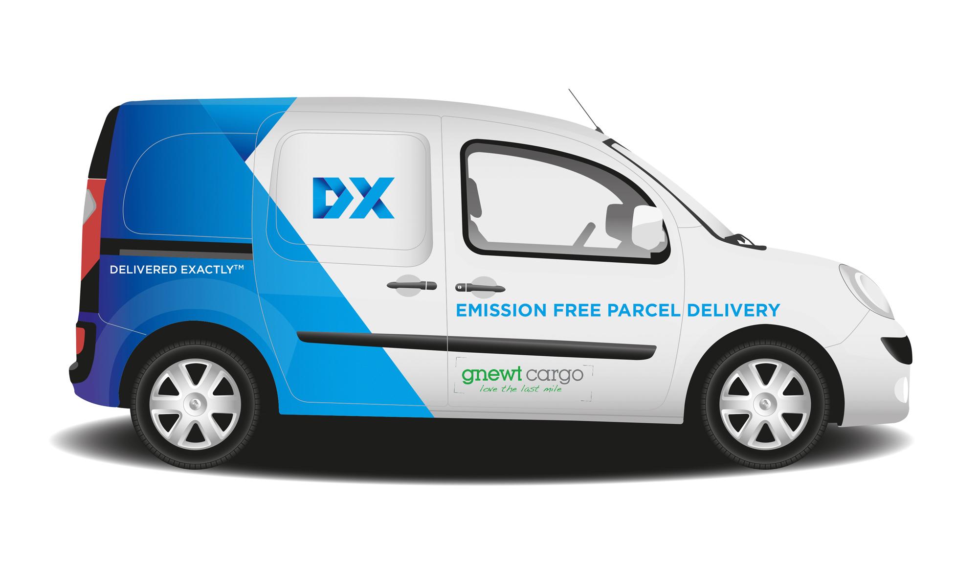 DX vehicle graphics