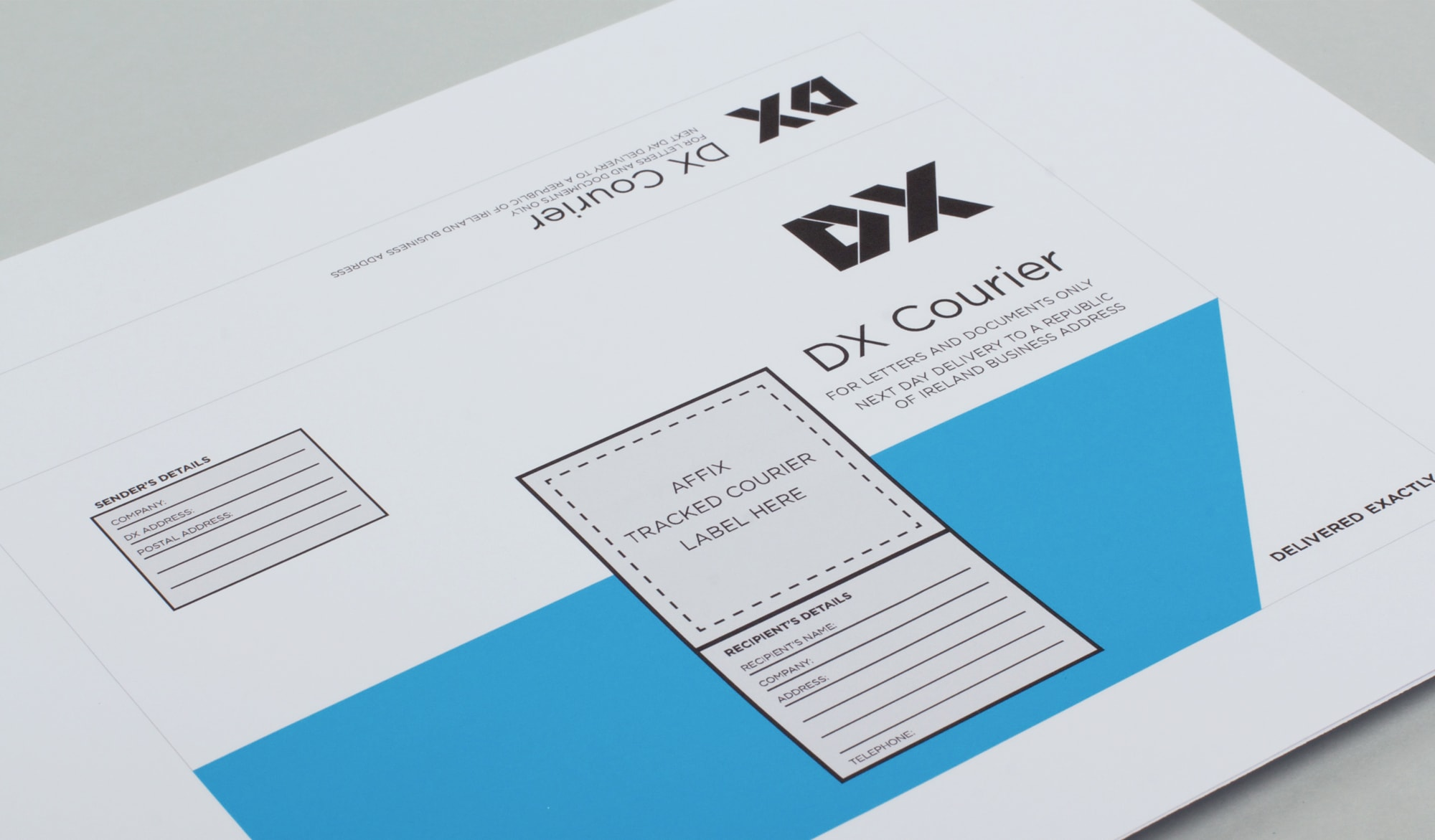 DX packaging