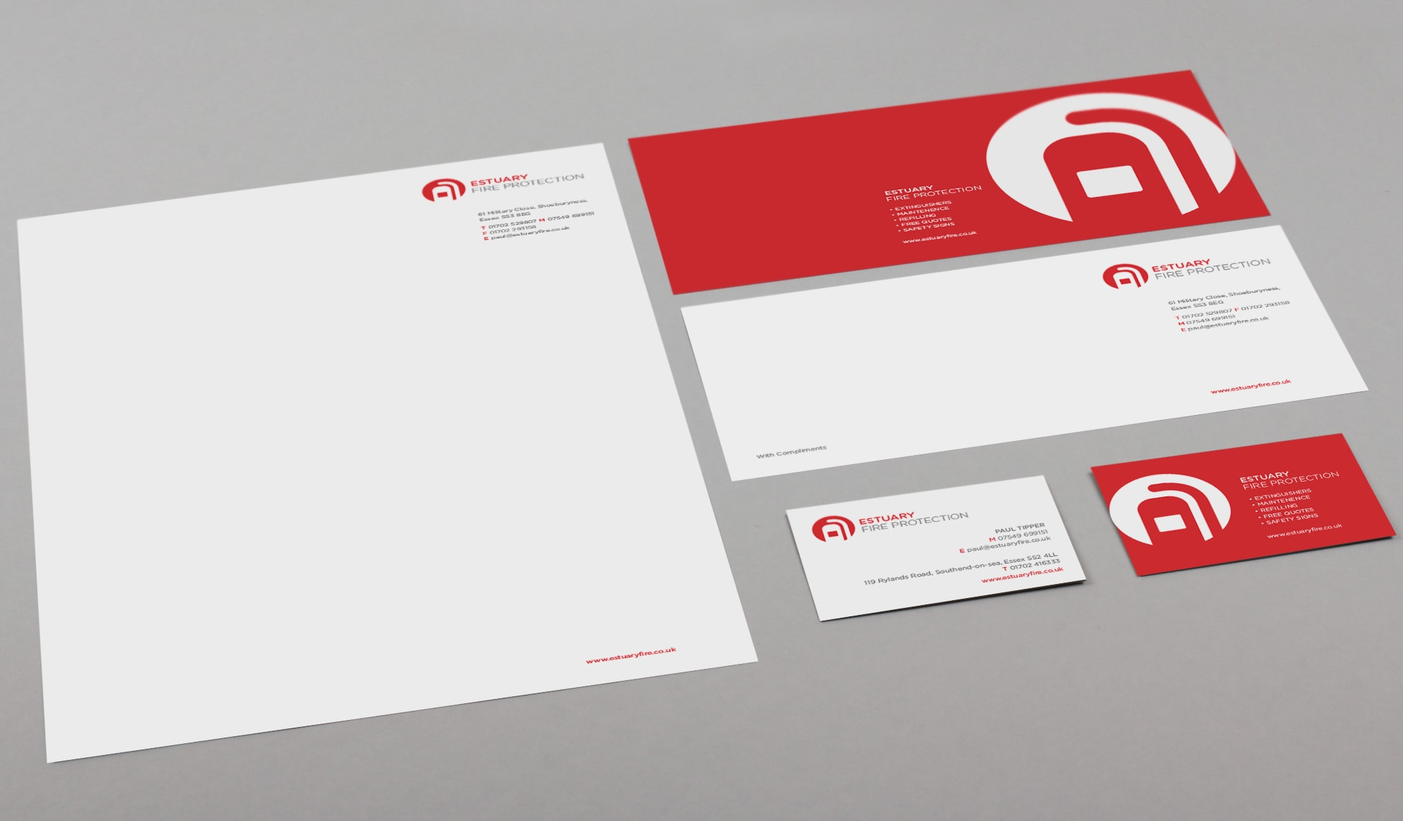 Branded corporate stationery personalised business stationery scope of work business cards reheart Images