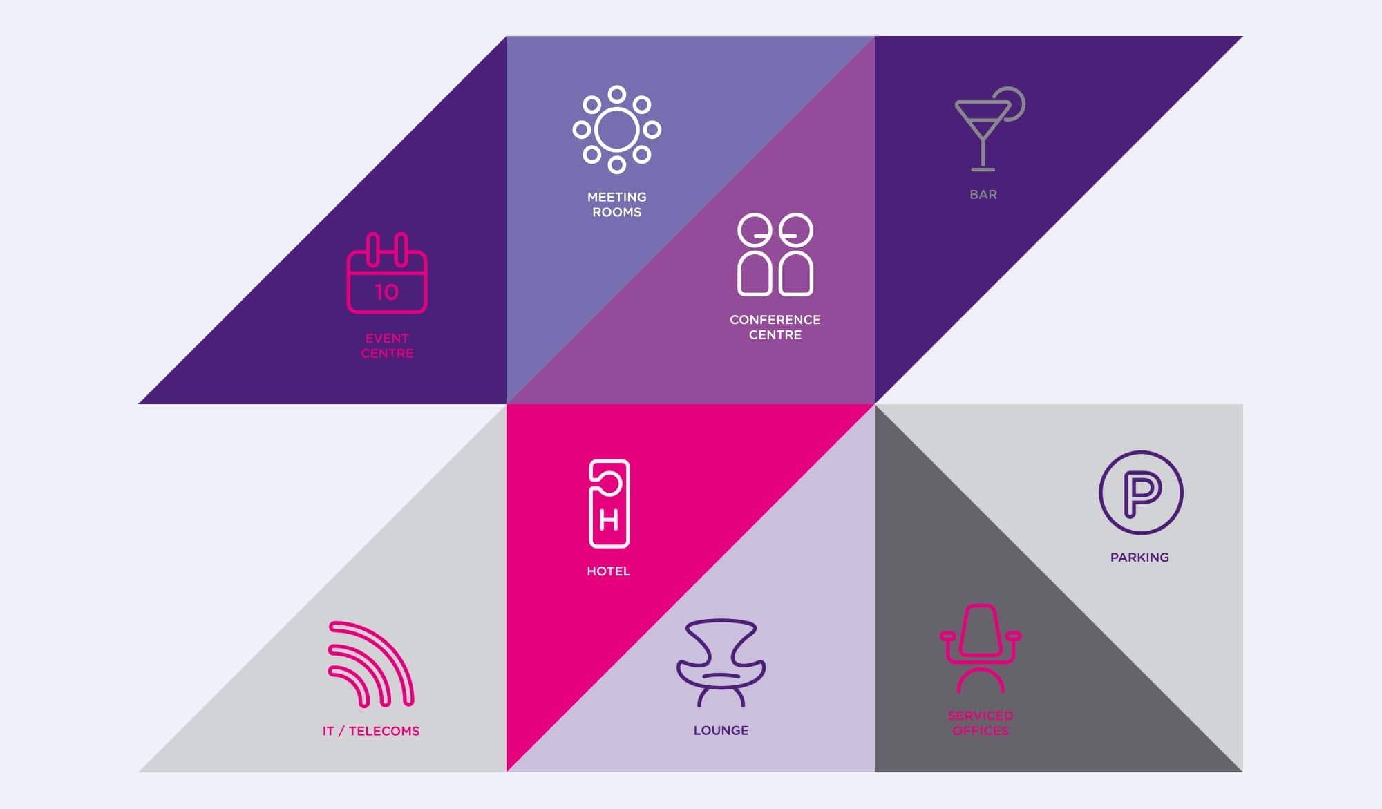 First Choice Business Centre Icons