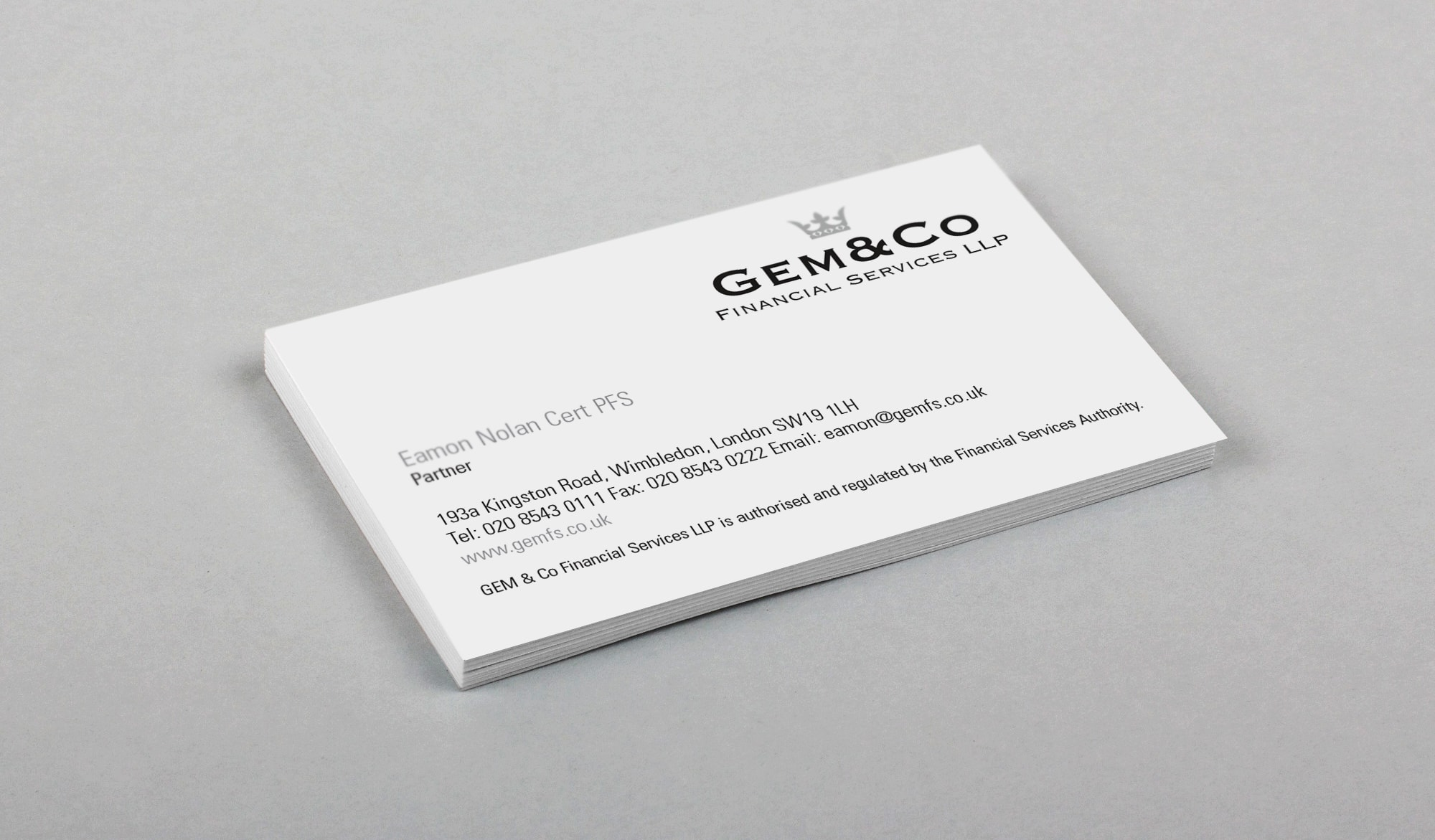 Our Work Case Study GEM & Co Clients and Portfolio