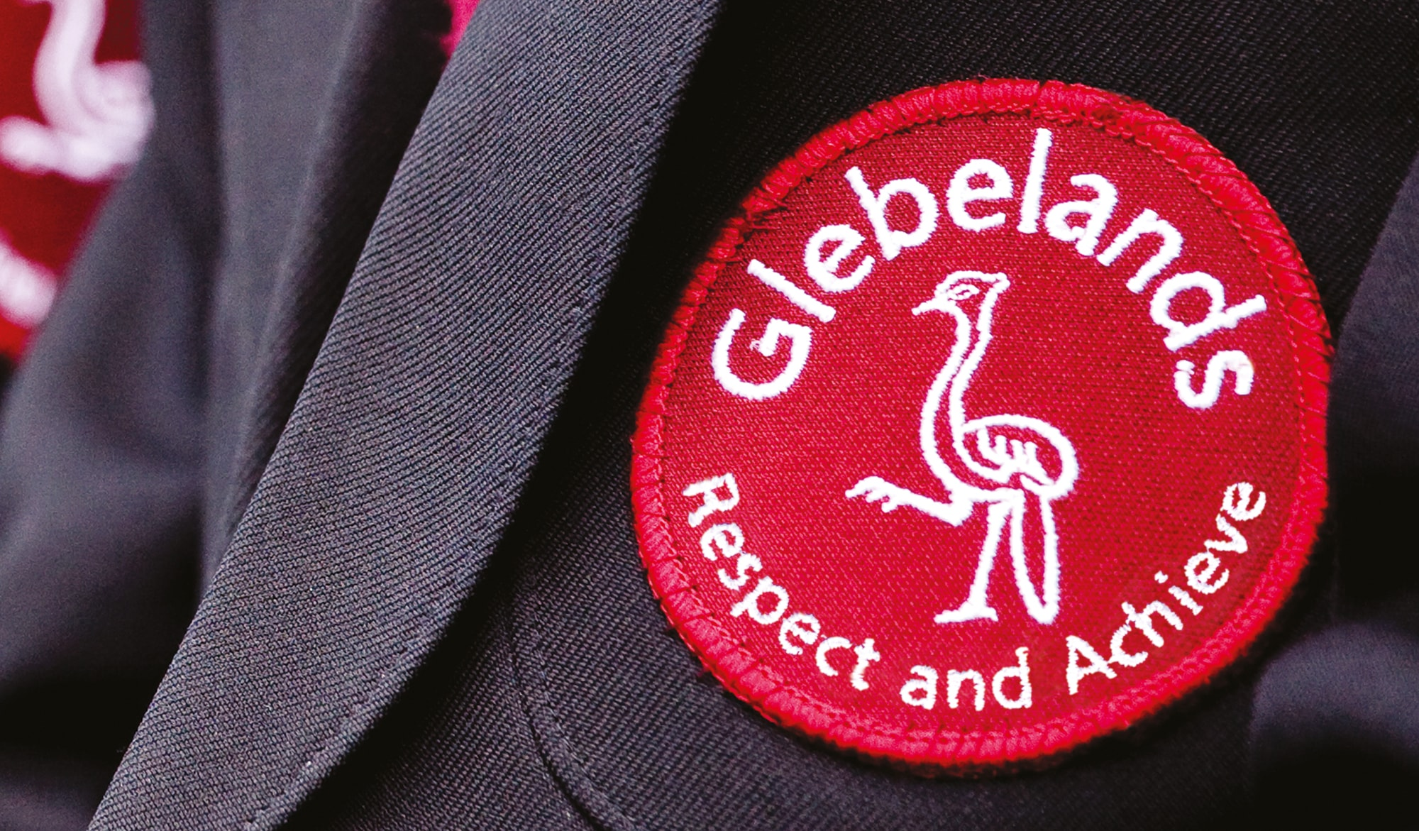 Glebelands school - logo