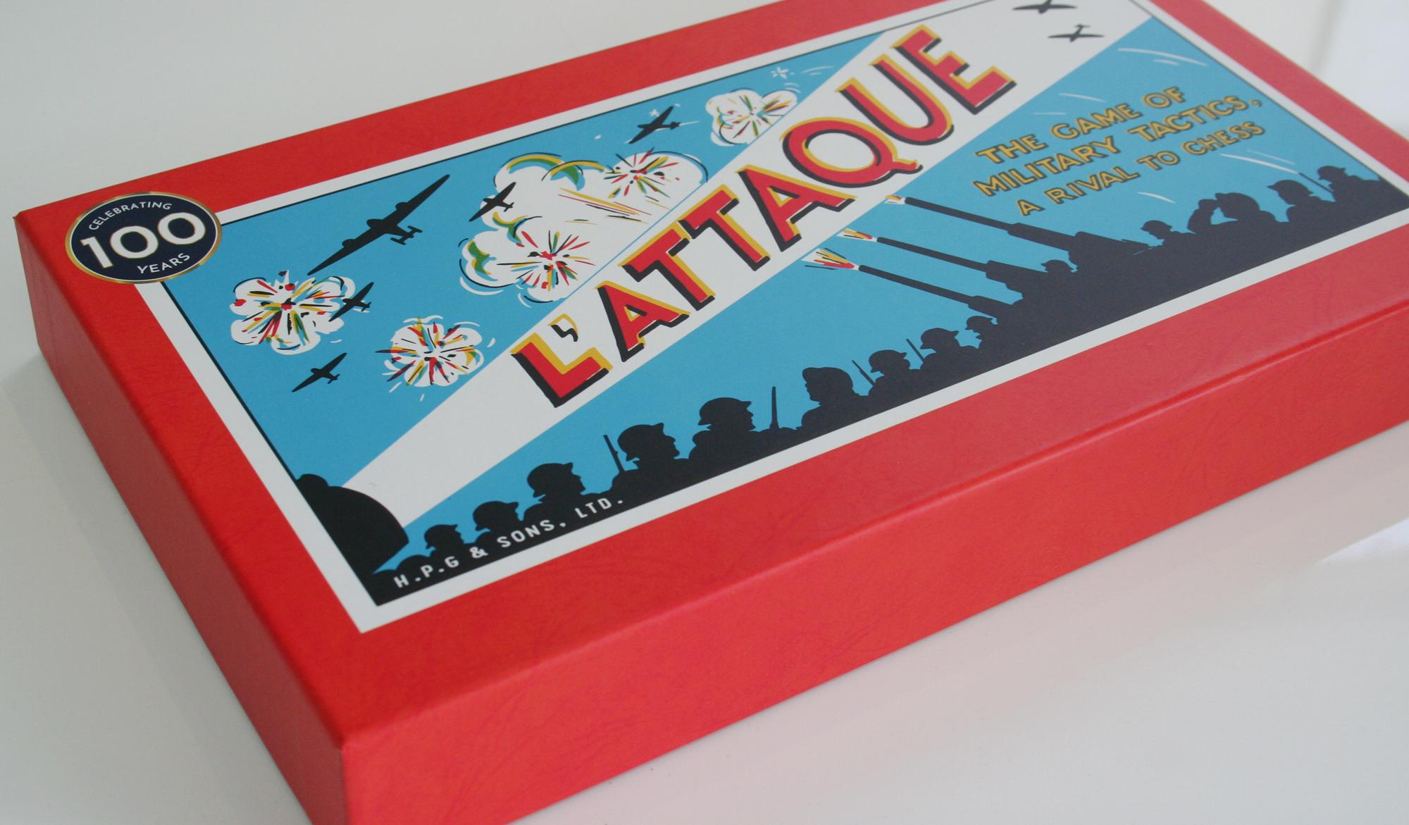 L'Attaque front box