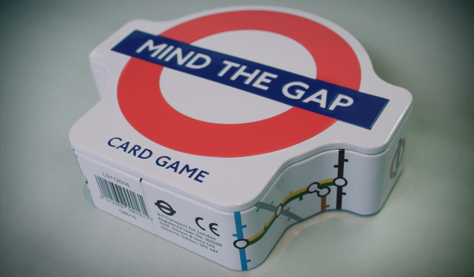 Mind the Gap front