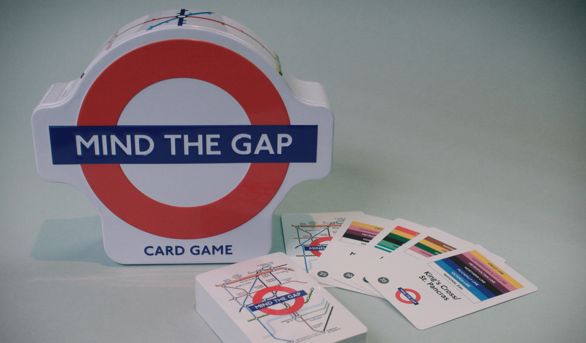 Mind the Gap game