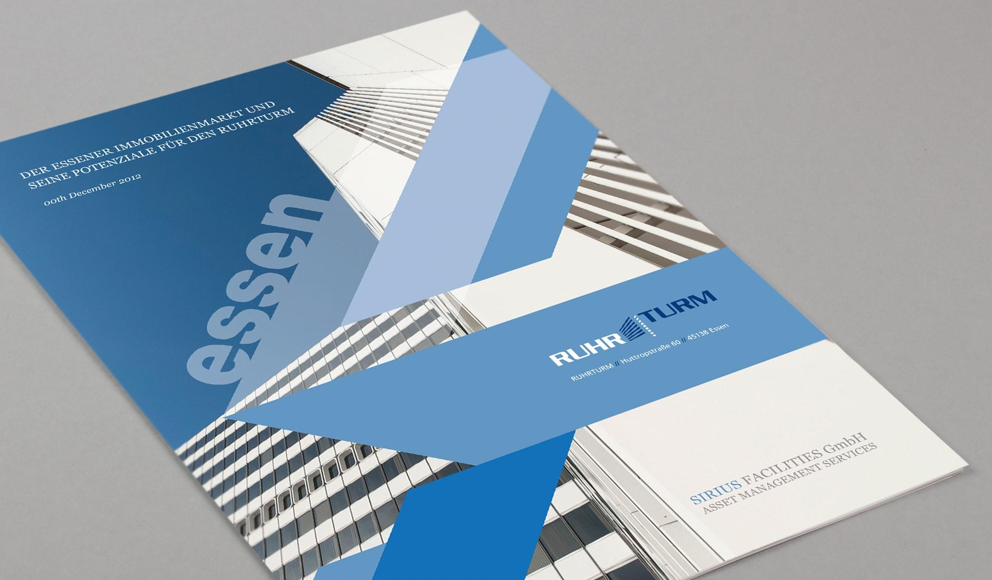 Rhurturm - brochure