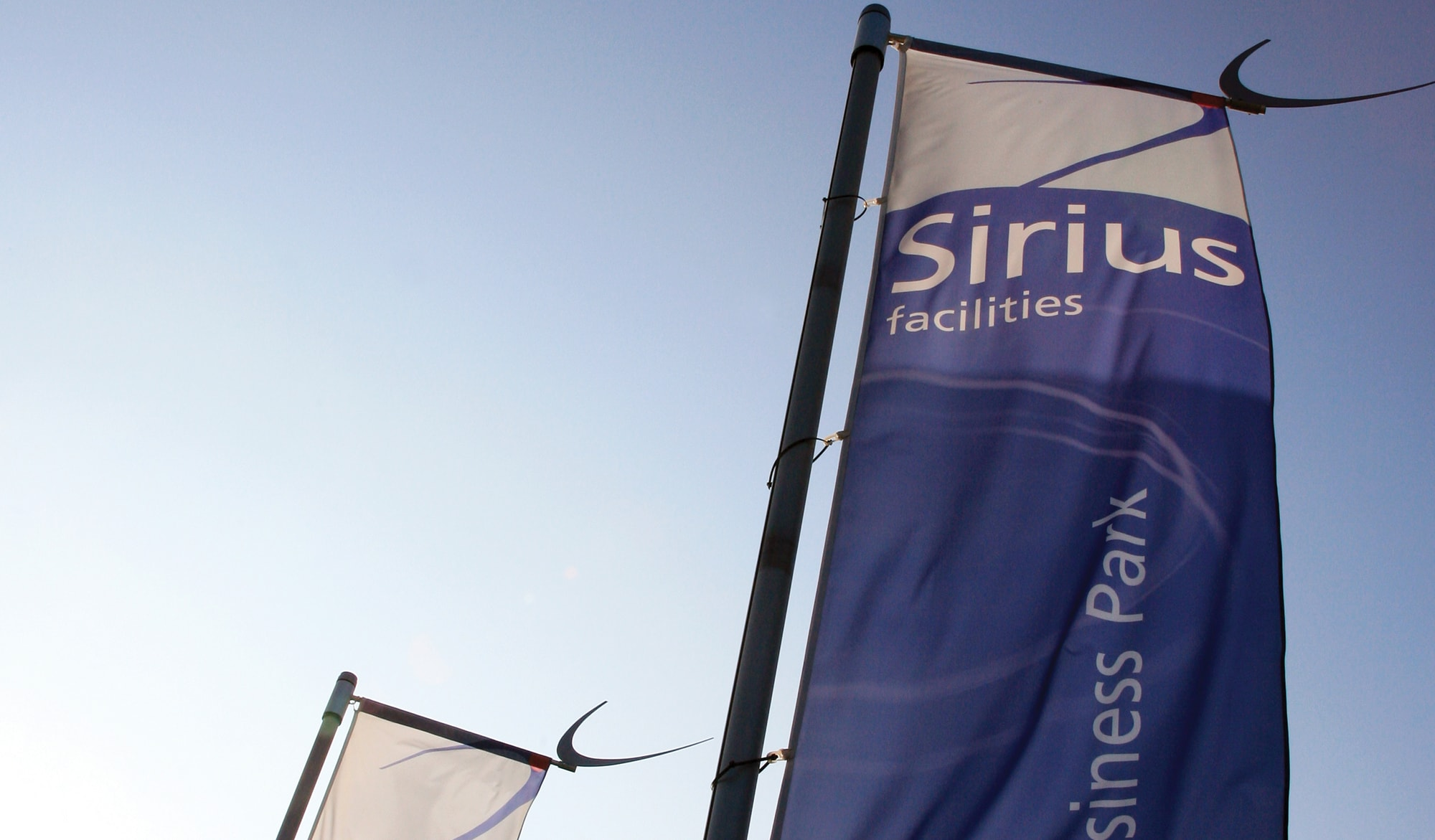 Sirius Facilities flags