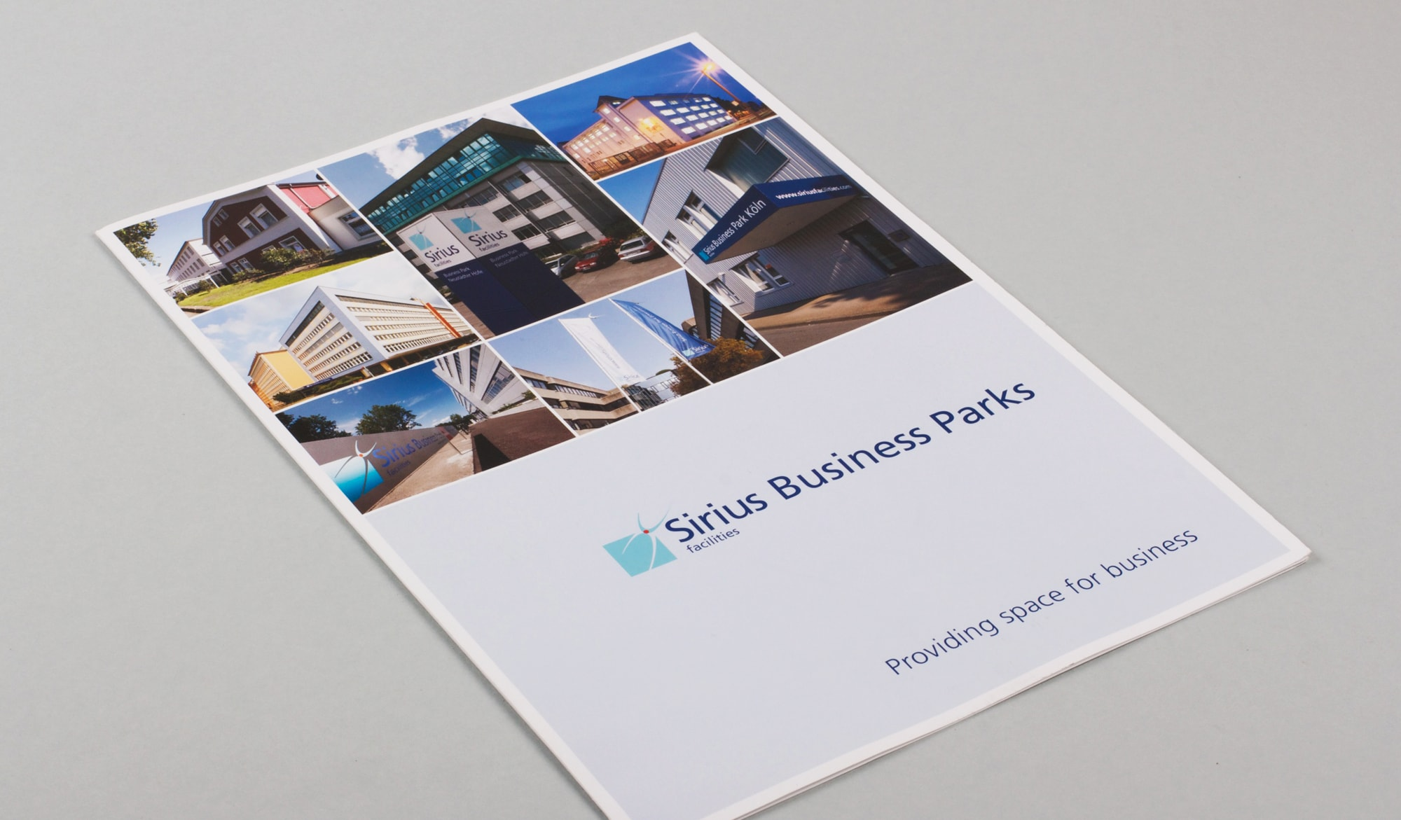Sirius Facilities brochure