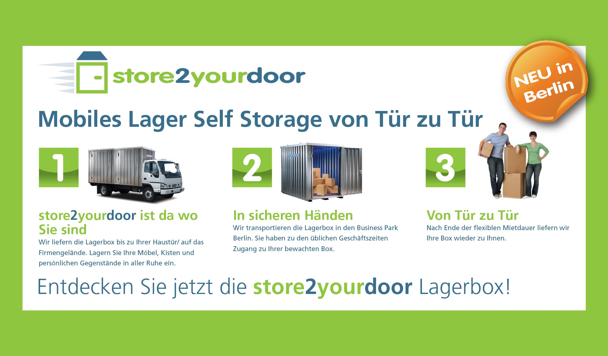 Store2yourdoor flyer
