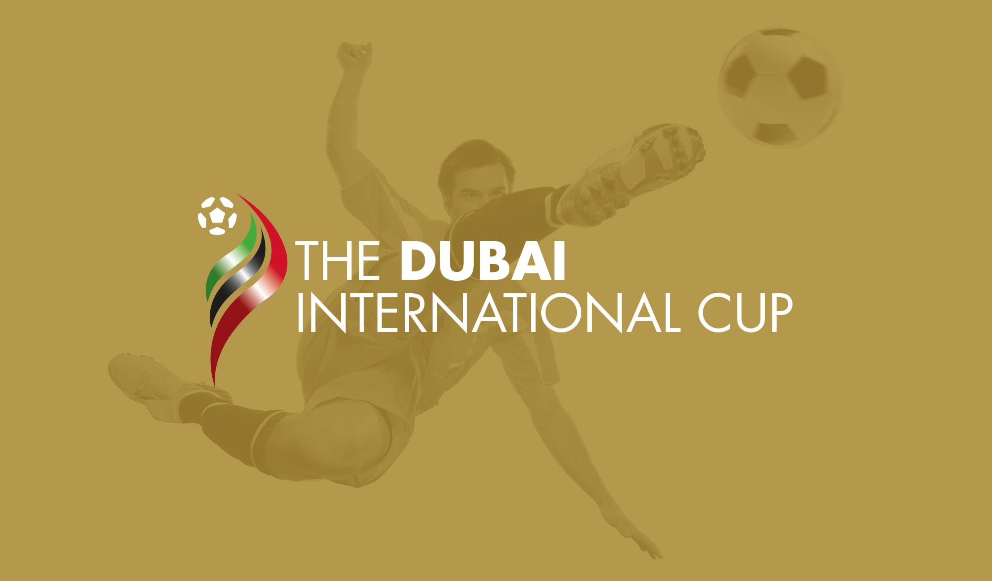 The Dubai International Cup logo
