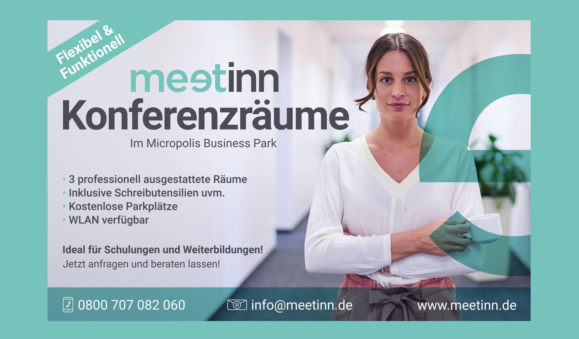 meetinn advert