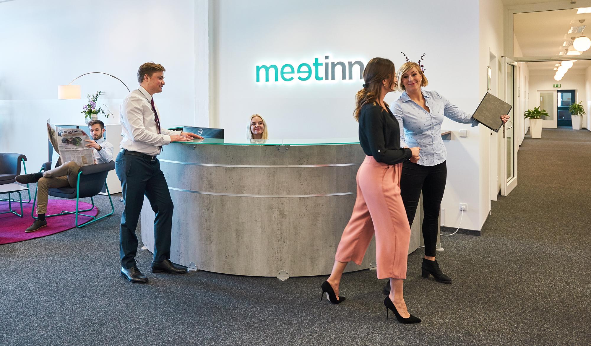 meetinn reception