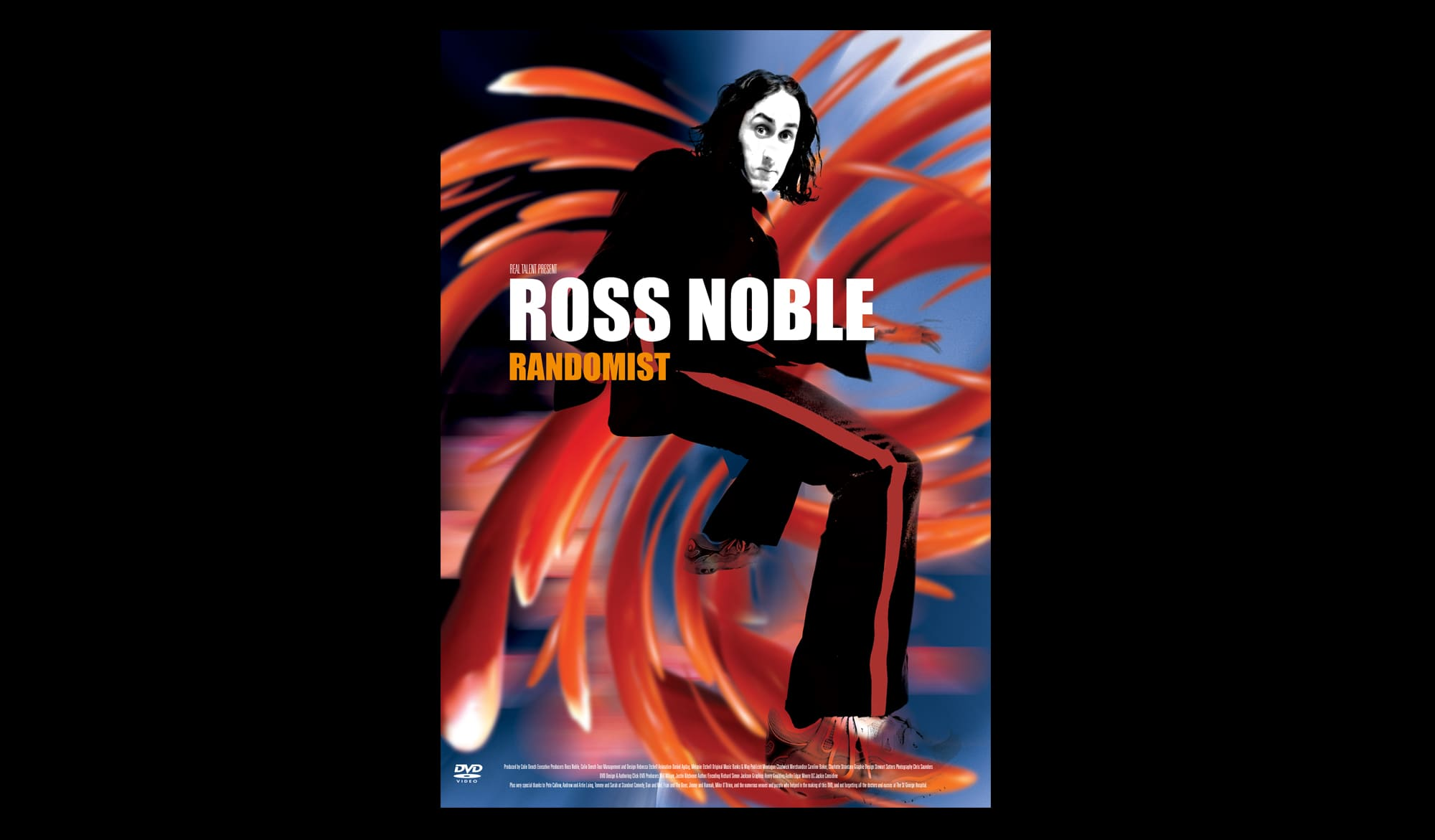 Ross noble wall poster
