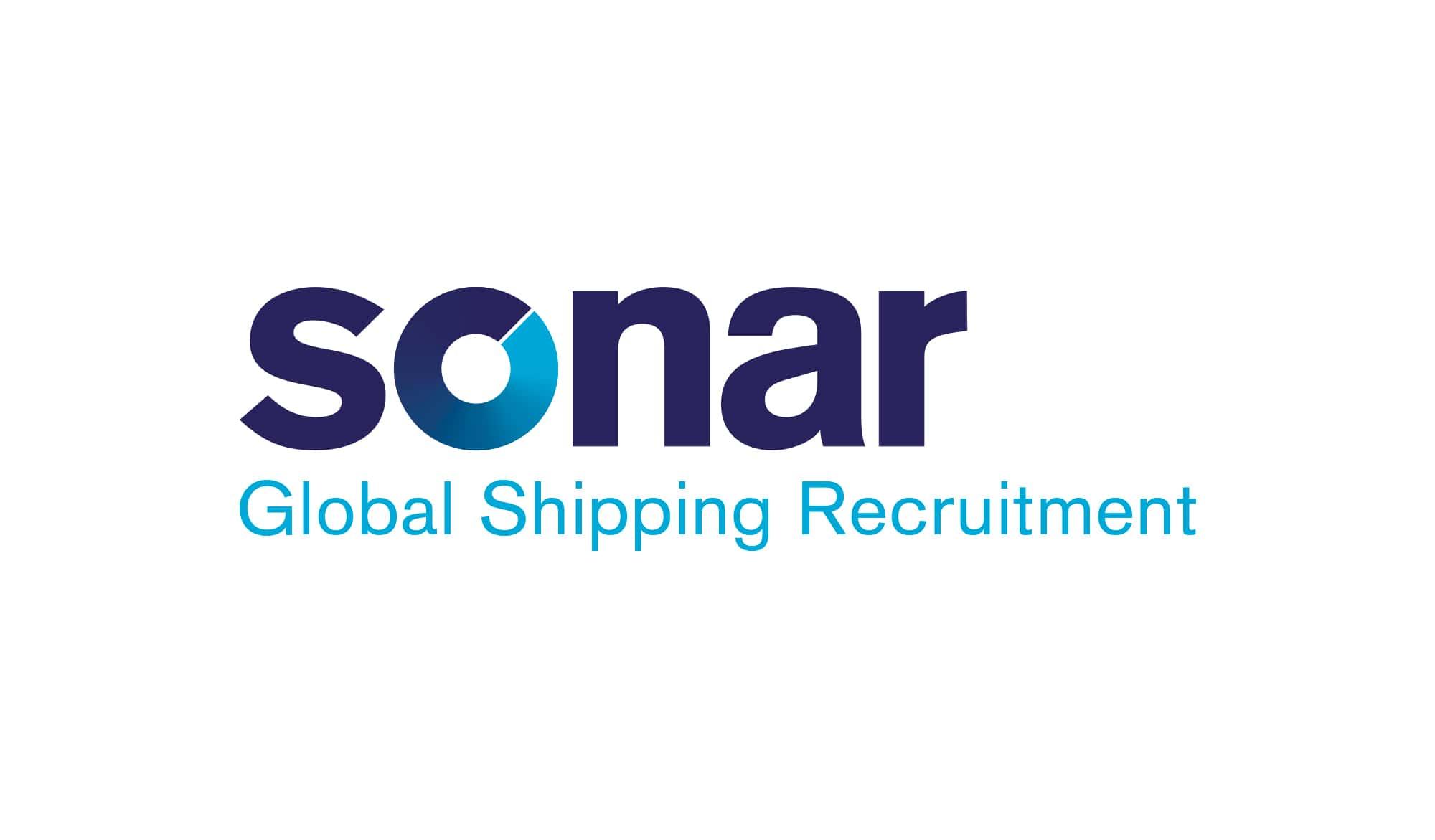 Sonar recruitment logo colour