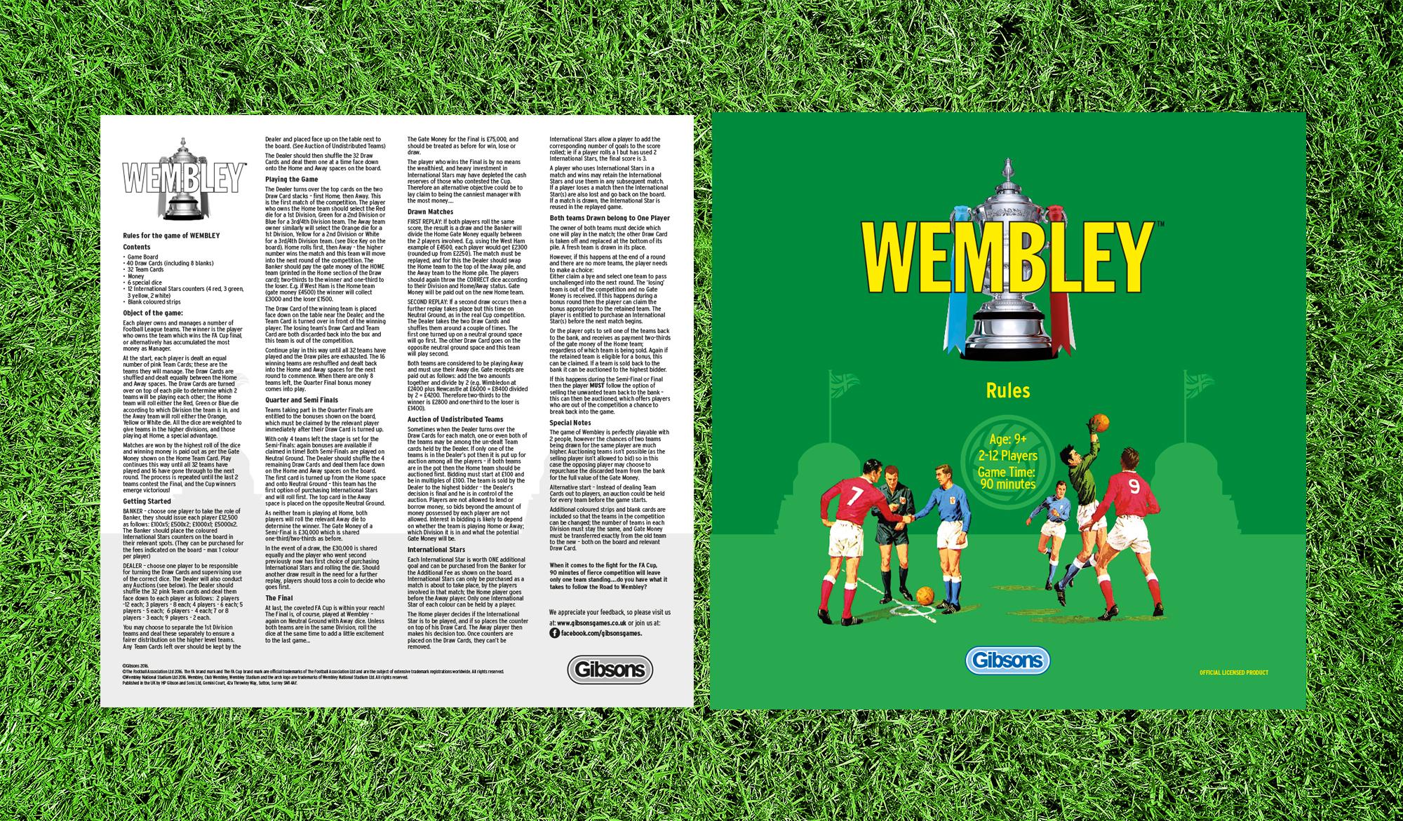 Wembley rules